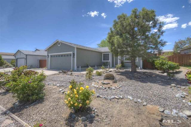 6535 Tejon, Sun Valley, NV 89433 (MLS #200006842) :: Ferrari-Lund Real Estate