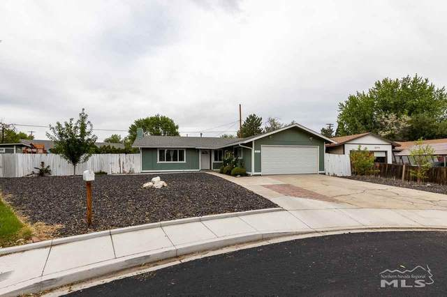 2155 Kim Way, Sparks, NV 89431 (MLS #200006845) :: Theresa Nelson Real Estate