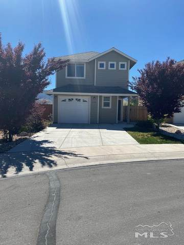 850 Cassidy Ct., Carson City, NV 89701 (MLS #200006861) :: Fink Morales Hall Group