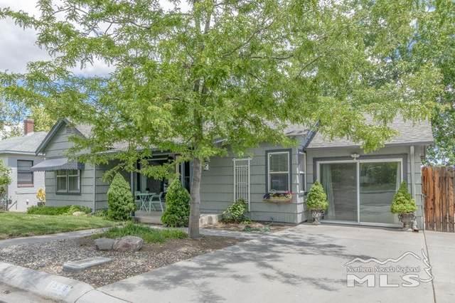 1620 Oakhurst Avenue, Reno, NV 89509 (MLS #200006864) :: Vaulet Group Real Estate