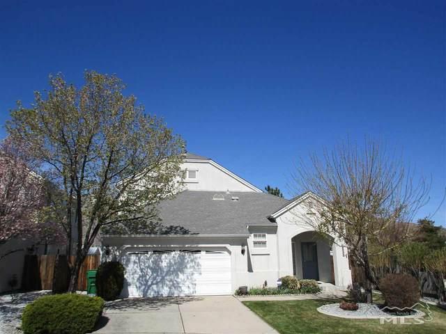 2538 Chardonnay Drive, Carson City, NV 89703 (MLS #200006867) :: Theresa Nelson Real Estate