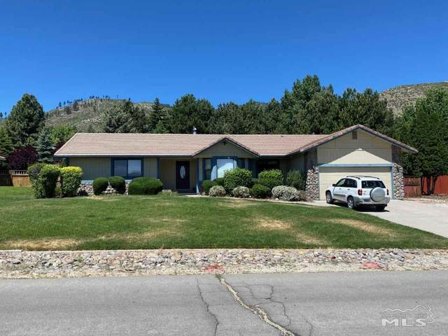3726 Timberline Dr., Carson City, NV 89703 (MLS #200006869) :: Theresa Nelson Real Estate
