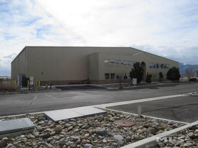 2319 P51 Ct. Hangar A, Minden, NV 89423 (MLS #200006870) :: Vaulet Group Real Estate