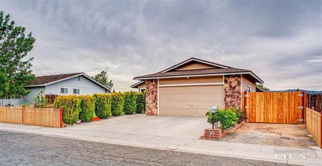 895 Amador Cir, Carson City, NV 89705 (MLS #200006876) :: NVGemme Real Estate