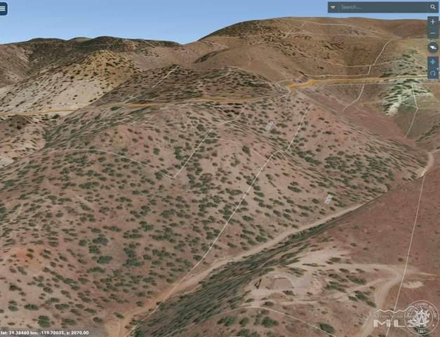 0 Geiger Grade Road Frac Lot 305, Reno, NV 89521 (MLS #200006880) :: The Craig Team