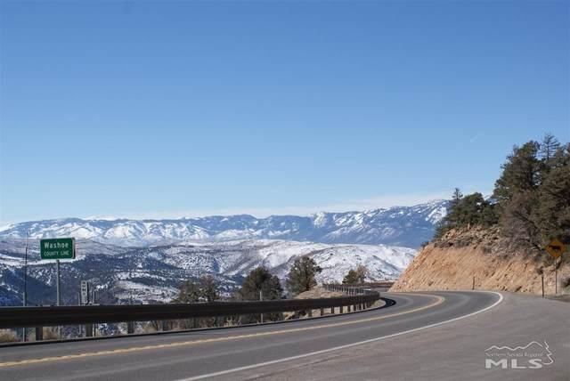 0 Geiger Grade Road Frac Lot 295, Reno, NV 89521 (MLS #200006883) :: The Craig Team