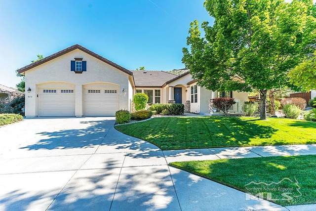 8170 Willow Ranch Trail, Reno, NV 89523 (MLS #200006884) :: The Mike Wood Team