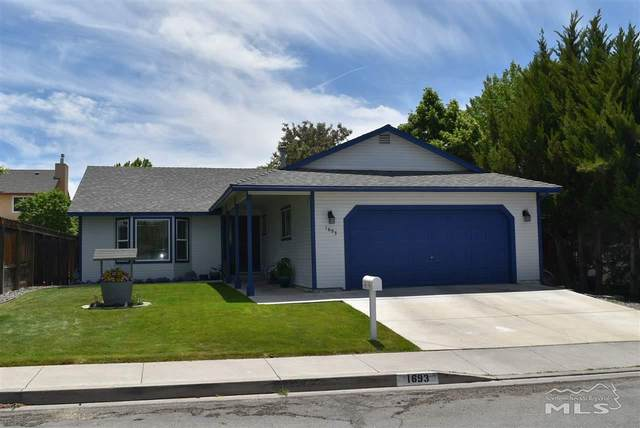 1693 Harper Dr, Carson City, NV 89701 (MLS #200006885) :: Theresa Nelson Real Estate