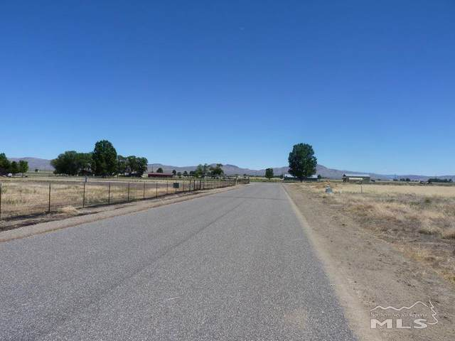 25 Patrick, Smith, NV 89430 (MLS #200006890) :: The Mike Wood Team