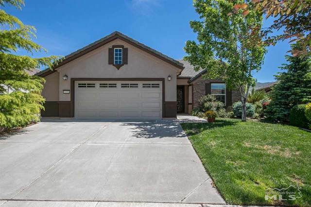 1155 Cliff Park Way, Reno, NV 89523 (MLS #200006891) :: The Mike Wood Team