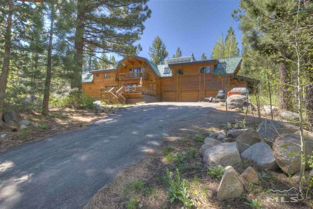 201 Blue Camas Road, Markleeville, Ca, CA 96120 (MLS #200006900) :: Fink Morales Hall Group