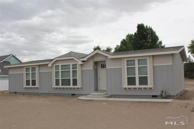 138 Hwy 208, Yerington, NV 89447 (MLS #200006916) :: NVGemme Real Estate