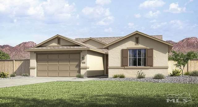 1297 Bismark Peak Dr Homesite 2090, Carson City, NV 89701 (MLS #200006923) :: The Craig Team