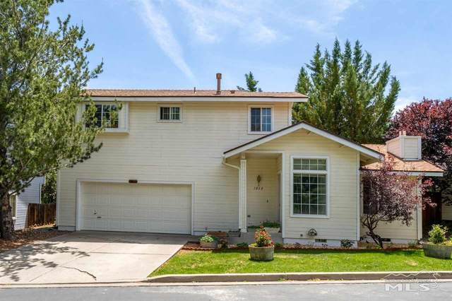 1868 Mountain Vista, Reno, NV 89519 (MLS #200006926) :: Fink Morales Hall Group