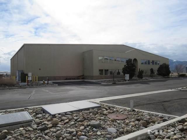 2319 P51 Ct. Hangar C, Minden, NV 89423 (MLS #200006930) :: Vaulet Group Real Estate
