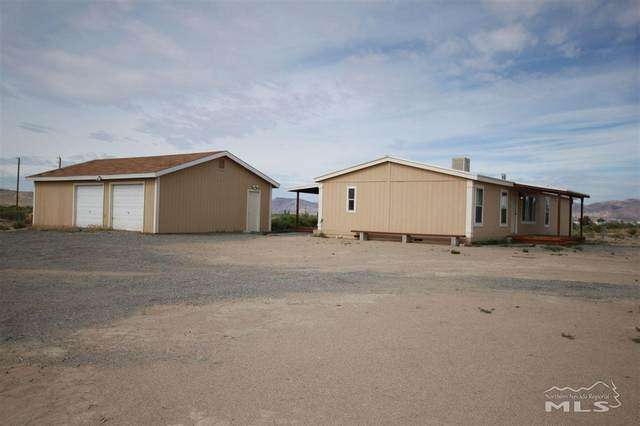 45 Yermo Ln, Yerington, NV 89447 (MLS #200006934) :: NVGemme Real Estate