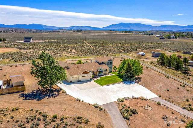 1591 Sawmill Rd, Gardnerville, NV 89410 (MLS #200006945) :: The Mike Wood Team