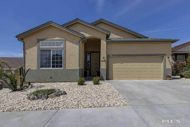 3621 Cambrian Court, Reno, NV 89503 (MLS #200006977) :: Fink Morales Hall Group