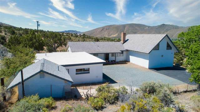 1851 S Deer Run Rd., Carson City, NV 89701 (MLS #200007001) :: Fink Morales Hall Group