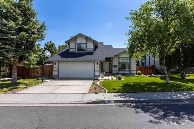 1880 Quail Run, Reno, NV 89523 (MLS #200007007) :: NVGemme Real Estate
