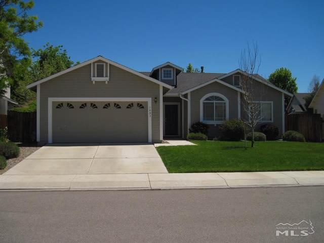 1423 Cheddington Gardnerville, Nv 89410, Gardnerville, NV 89410 (MLS #200007011) :: Chase International Real Estate