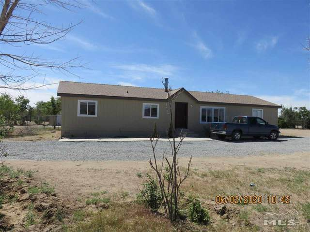 3596 Cherry, Silver Springs, NV 89429 (MLS #200007016) :: NVGemme Real Estate