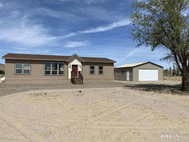 7991 Springfield Rd, Silver Springs, NV 89429 (MLS #200007019) :: Ferrari-Lund Real Estate