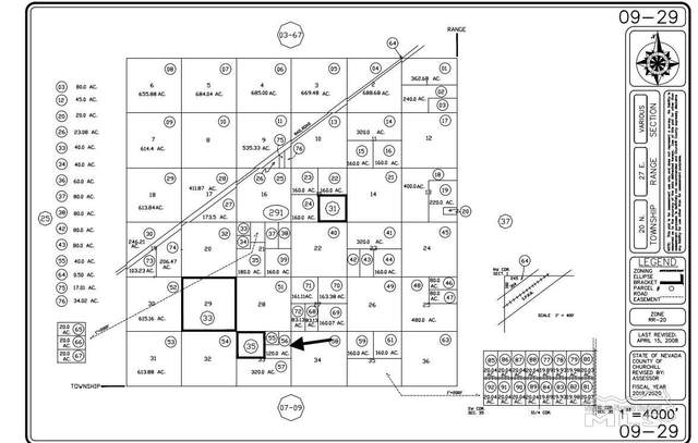 Apn 009-291-56, Fallon, NV 89406 (MLS #200007022) :: Chase International Real Estate