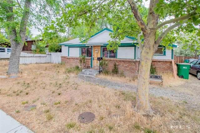 404 E Long St., Carson City, NV 89701 (MLS #200007035) :: NVGemme Real Estate