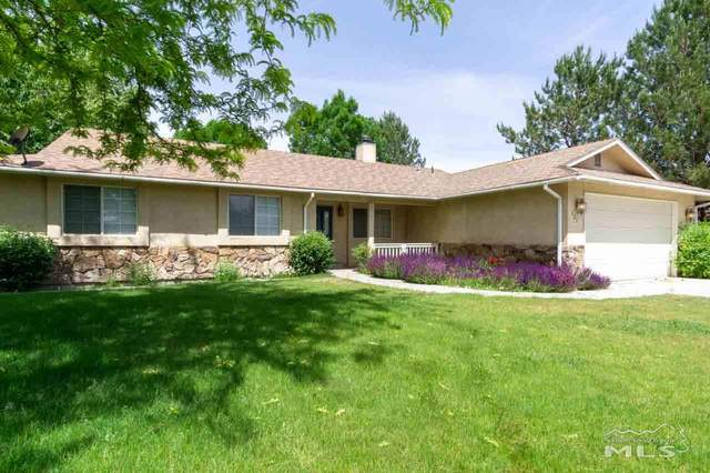 323 Kay Way, Yerington, NV 89447 (MLS #200007042) :: NVGemme Real Estate