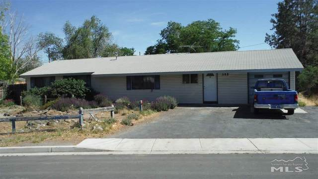 355 Dianne Way, Fernley, NV 89408 (MLS #200007061) :: The Craig Team