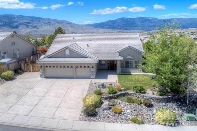 2781 Sunline Dr N, Reno, NV 89523 (MLS #200007063) :: The Mike Wood Team