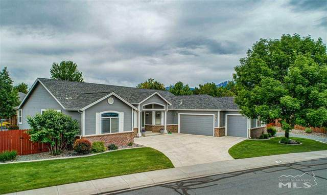 1225 Sierra Vista Dr, Gardnerville, NV 89460 (MLS #200007064) :: NVGemme Real Estate