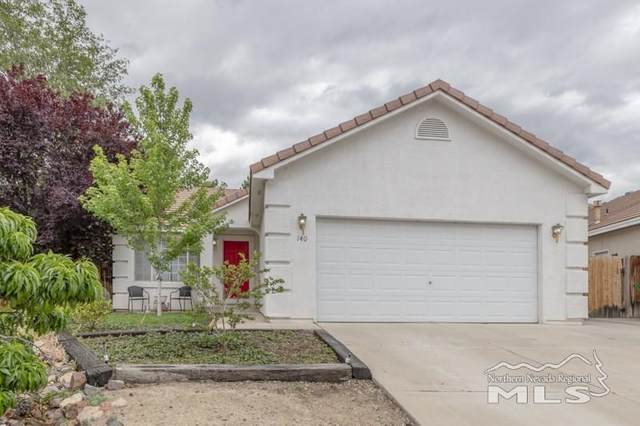 140 Cromwell Pl, Sparks, NV 89436 (MLS #200007065) :: Ferrari-Lund Real Estate