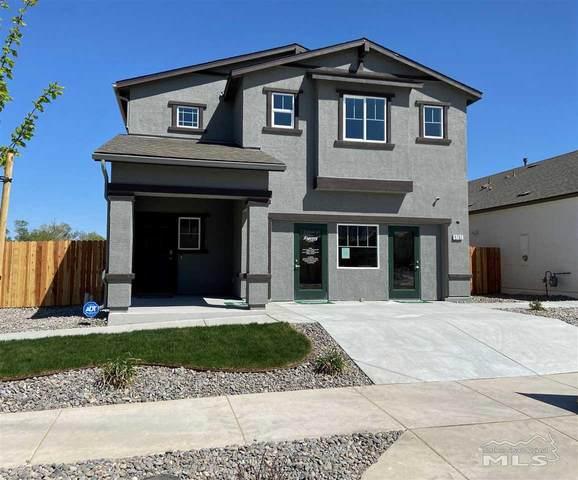 9706 Sea Glass Drive Lot 4, Reno, NV 89506 (MLS #200007079) :: Ferrari-Lund Real Estate