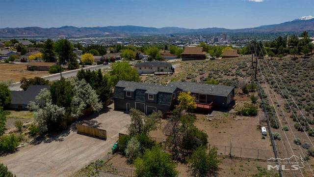 115 Silverstone Place, Reno, NV 89512 (MLS #200007089) :: The Craig Team