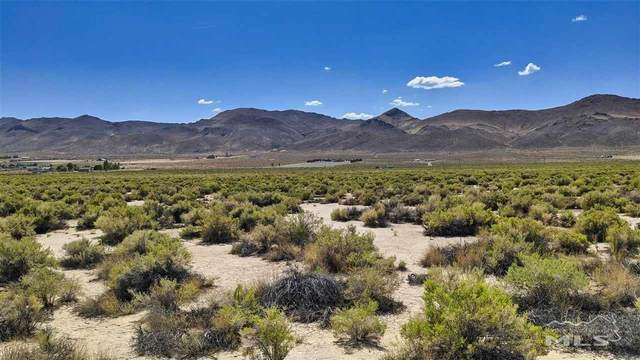 TBD Sunset Hills Drive, Yerington, NV 89447 (MLS #200007093) :: NVGemme Real Estate