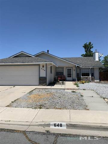 648 Armory Lane, Carson City, NV 89701 (MLS #200007108) :: The Craig Team