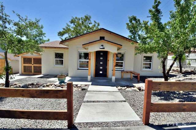 214 W Taylor, Reno, NV 89509 (MLS #200007117) :: Fink Morales Hall Group