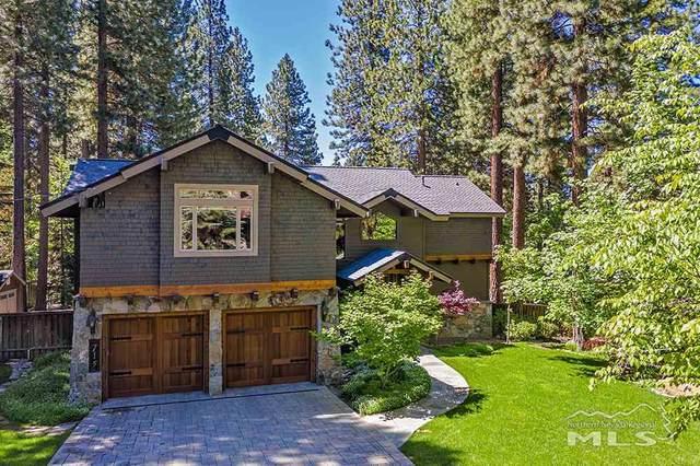 715 Martis Peak, Incline Village, NV 89451 (MLS #200007120) :: Chase International Real Estate