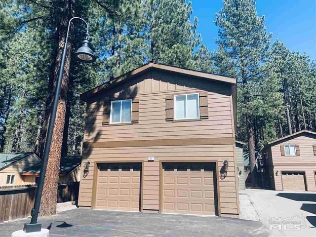 1029 Shepherds Dr #6, South Lake Tahoe, CA 96150 (MLS #200007121) :: Ferrari-Lund Real Estate