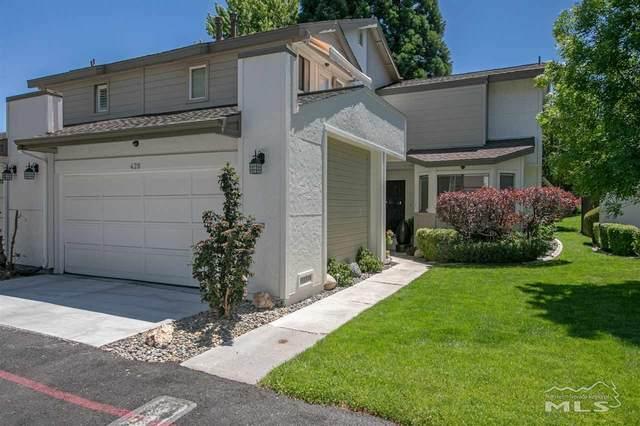 428 Octavia Ct #19, Reno, NV 89509 (MLS #200007124) :: Fink Morales Hall Group