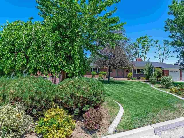 1111 Marsh Ave, Reno, NV 89509 (MLS #200007128) :: Fink Morales Hall Group