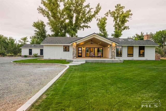 9 Mason Road, Yerington, NV 89447 (MLS #200007130) :: NVGemme Real Estate