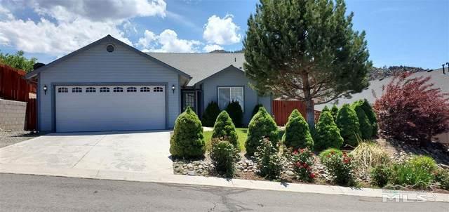 271 Walker Street, Gardnerville, NV 89410 (MLS #200007134) :: NVGemme Real Estate