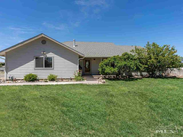 708 Winners Circle #708, Gardnerville, NV 89410 (MLS #200007136) :: NVGemme Real Estate