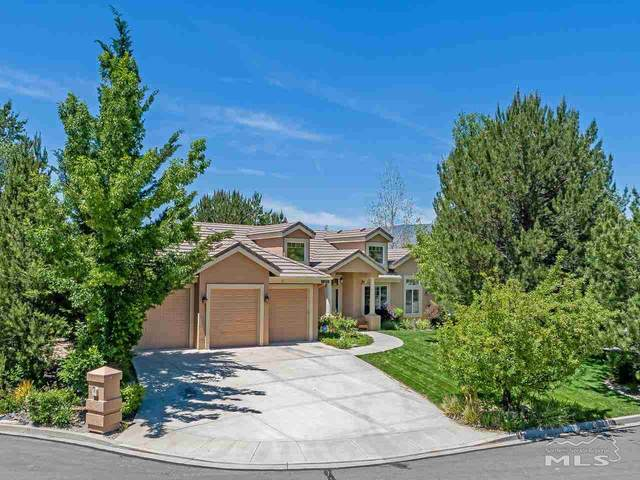 3501 Cheeckako Circle, Reno, NV 89519 (MLS #200007137) :: The Mike Wood Team