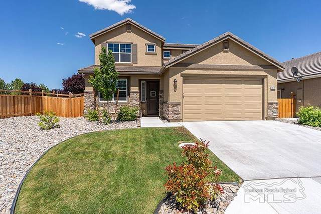3830 Silent Pebble, Sparks, NV 89436 (MLS #200007142) :: The Mike Wood Team