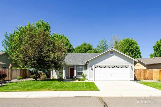 1343 Granborough, Gardnerville, NV 89410 (MLS #200007171) :: NVGemme Real Estate