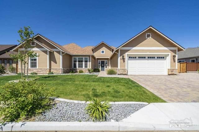 11735 Rustic Ridge Court, Sparks, NV 89441 (MLS #200007189) :: Ferrari-Lund Real Estate